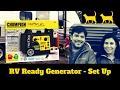 RV Generator Review - Champion 3500 Watt Dual Fuel Generator Full Time RVing