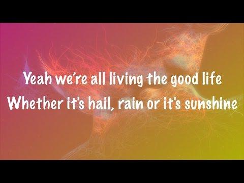 The Script - Hail Rain or Sunshine (Lyrics+Official Audio)