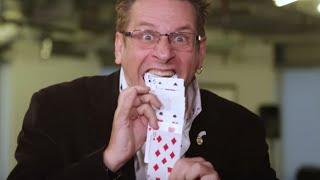 World Champion Magician Shawn Farquhar Teaches Us A Simple Card Trick