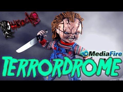 TERRORDROME para PC (Portable) + link (MEDIAFIRE) ᴴᴰ