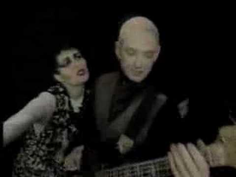 Siouxsie and the Banshees - Passenger Video