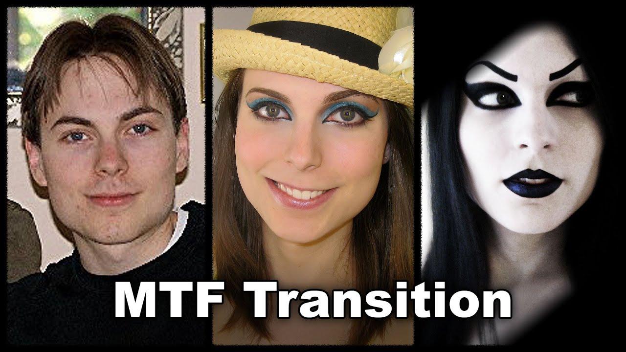 from Chad estrogen m to f transgender