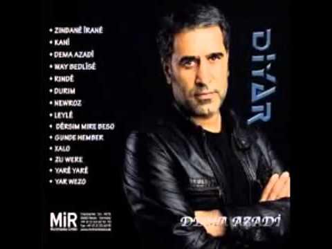 Hozan Diyar - Zu Were 2013 NÜ YENI @Urfaliyam Cano