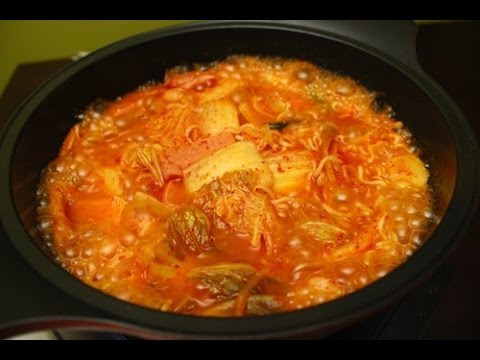 Korean Dog Soup How to Make Korean Army Soup
