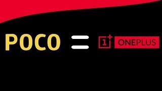 Poco is OnePlus 2.O!