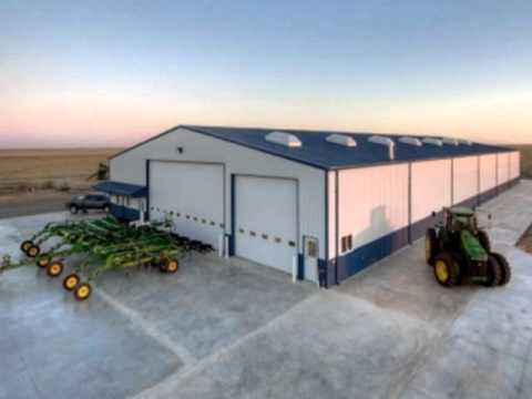 Pre engineered metal buildings and steel buildings for Pre engineered garage