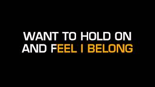 Johnny Rzeznik - I'm Still Here (Jim's Theme) (Karaoke)
