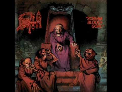 Death - Scream Bloody Gore (album)