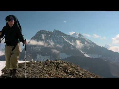 Wrangell-St. Elias Park, Alaska - Pyramid Peak trek