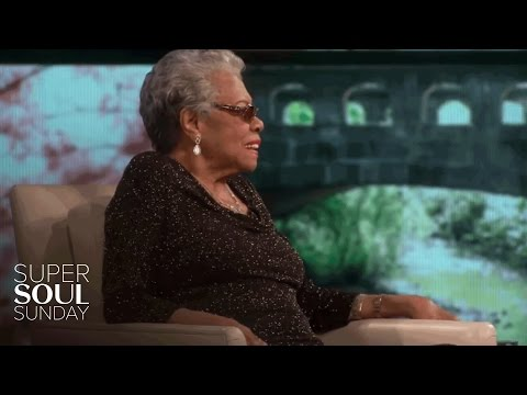 The Best Advice Dr. Maya Angelou Has Ever Given—and Received - Super Soul Sunday - OWN