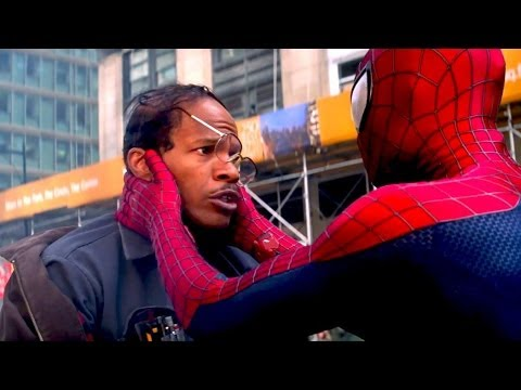 THE AMAZING SPIDERMAN 2 Trailer 3 [SuperBowl - HD 1080p]