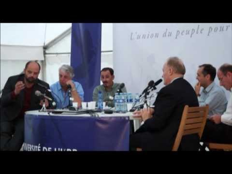 Table Ronde   Démocratie, médias et liberté d expression