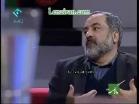 Strong critic of Emad Afrough of Khamenei, Government and the Guardian Council on state run TV