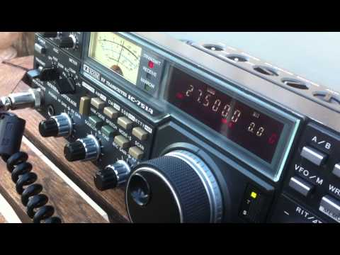 5PC001 & 30LO3135 Sergio - QSO en QRP con Venezuela