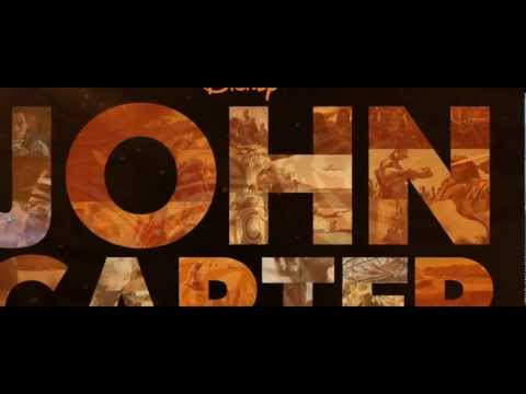 John Carter Superbowl Trailer