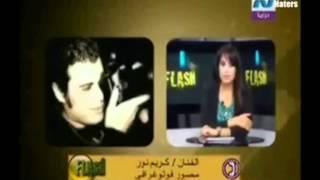 عمرو دياب و الرد علي إتهامه بوضعه وشم علي يده