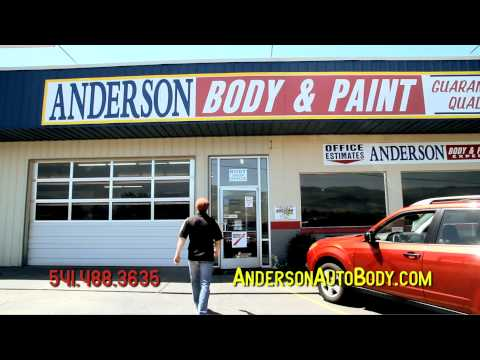 Rogue Valley Auto Body/Collision Repair, General Repair, and Paint Shop - Anderson Auto Body & Paint