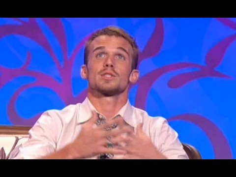 Cam Gigandet Interview On The Paul O'Grady Show