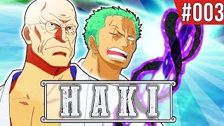 Die Geheimen HAKI-ARTEN in One Piece   One Piece Podcast #003