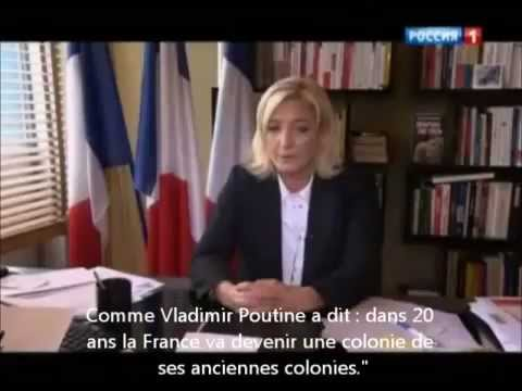 FRANCE! Wake up! - FRANCE! Réveillez-vous!