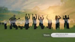 Gracias mi Jesus video official (CORO TRINIDAD)
