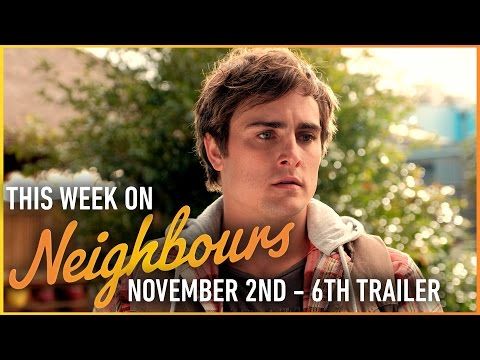 This Week On Neighbours (November 2nd-6th)
