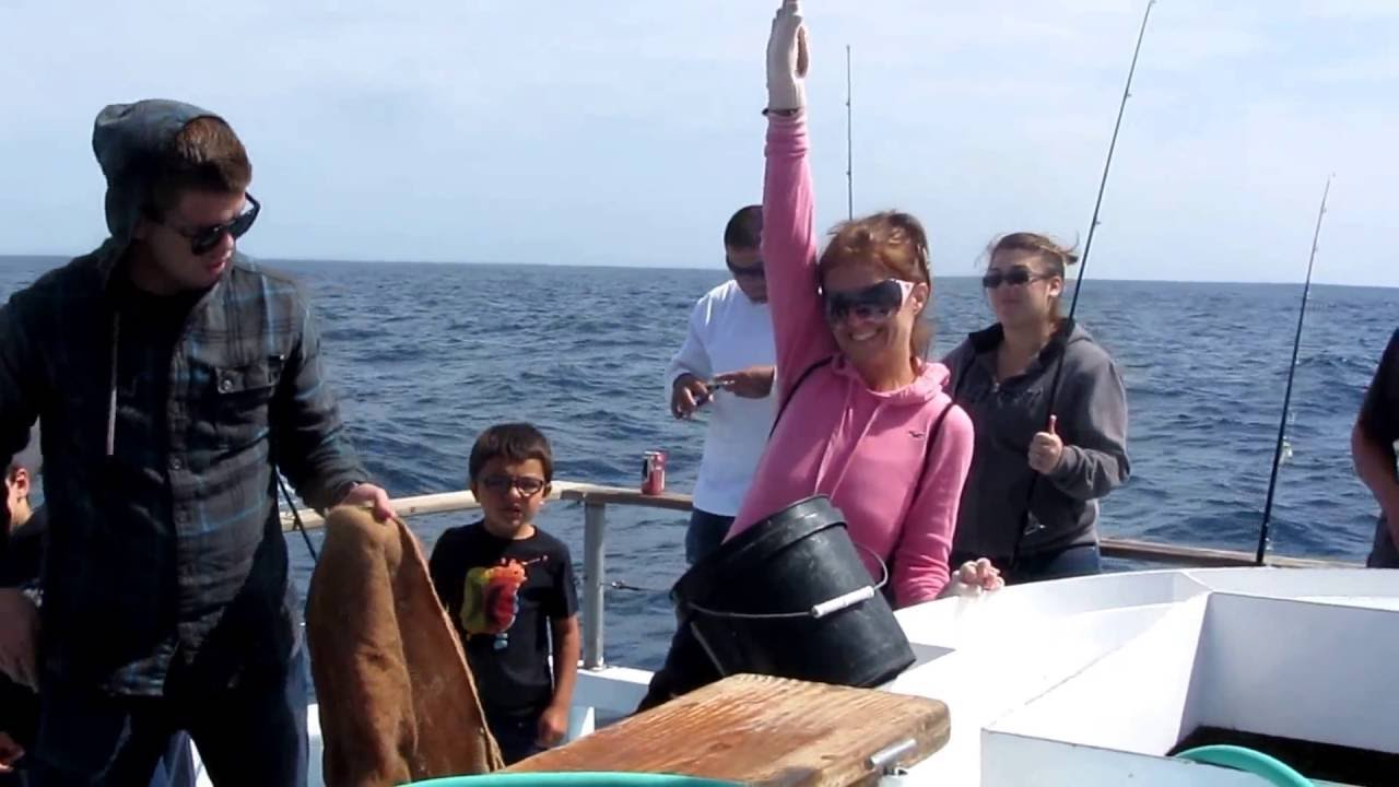 Orange county deep sea fishing youtube for Fishing in orange county