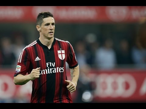FERNANDO TORRES Back On Form? [AC MILAN vs Cecena]