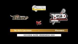 45 - QF1: Tel Aviv Lacrosse – Pioneers