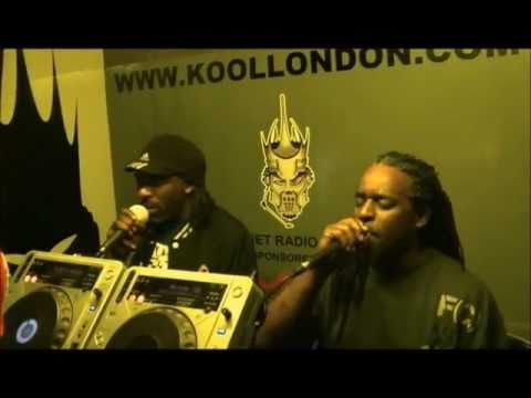 Kenny Ken & Ragga Twins with DJ Billy Daniel Bunter Part 1 Music Videos