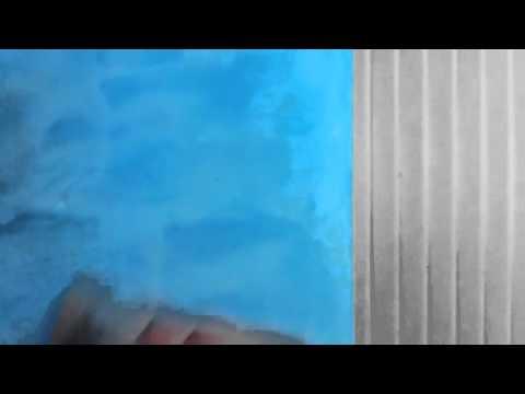Come lavorare il marmorino