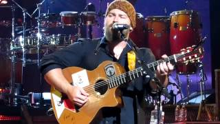 Watch Zac Brown Band America The Beautiful Live video