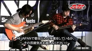岡 聡志-Satoshi Oka- Demonstration In ESP Music School