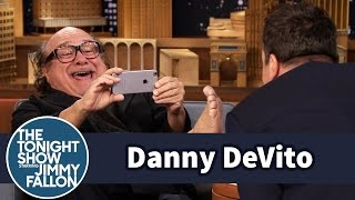 Danny DeVito Brings #TrollFoot to The Tonight Show