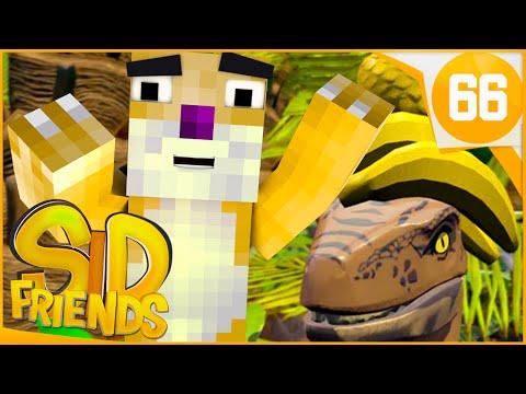 SID FRIENDS #66 - Lego Jurassic World - DROLLERCASTER