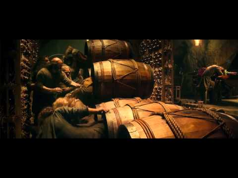 The Hobbit: The Desolation of Smaug - Clip -