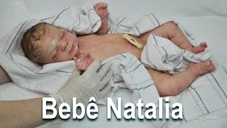 Bebê Natalia - Kit Knox by Laura Lee Eagles (Edição Limitada)