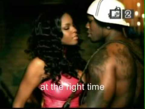50 Cent Feat Olivia - Candy Shop Karaoke Lyrics + Instrumental video