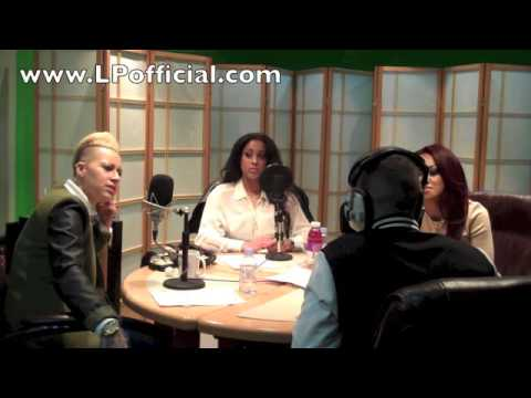 Stooshe Slip interview with LP