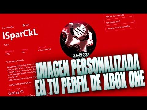 Como Personalizar La Imagen De Jugador O Perfil De Tu Xbox