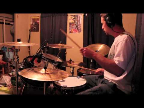 Wolves at the Gate- Safeguards drum cover (High quality)
