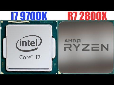 Intel i7 9700K & AMD Ryzen 7 2800X Coming Soon?