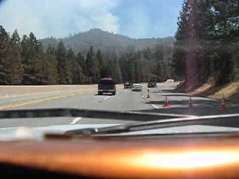Salt_Creek_Fire_along_I-5_Southbound_8-2-12