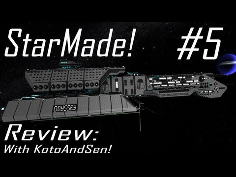 StarMade Review: Odyssey