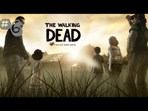 The Walking Dead: The Game - Episode 2: Starved For Help - Part 6 - Abandoned Car