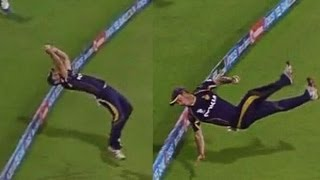 Real Cricket Video Footage RCB vs KKR 11th Match Replay Pepsi IPL 2014