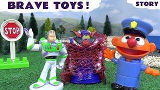 Toy Story Imaginext Play Doh Pizza Thomas The Tank Engine Sesame Street Kid K'nex Police Station