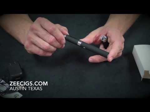 Kanger EVOD Electronic Cigarettes Vapor eCigs Starter Kit Kangertech review Clearo