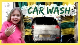 Kids CAR WASH | Drive Thru