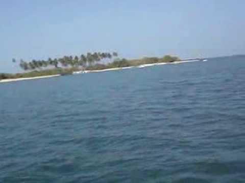 St Mary's Island (near Malpe), Karnataka in India (22.12.2013)